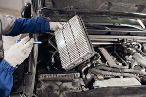 Come controllare il filtro dell'aria Manutenzione