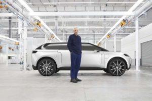 Auto elettrica Dyson News